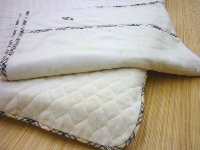 麻パット・麻毛布